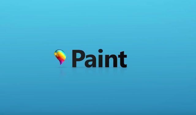 """ВИДЕО: Легендарниот """"Микрософт Пеинт"""" во ново руво збогатен со 3Д алатки"""