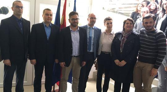 Со помош на ИПА средствата реновирано средното економско училиште во Прилеп