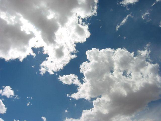 Облачно време со сончеви периоди