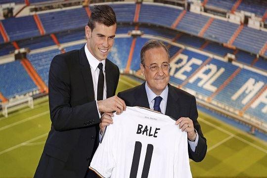 Бејл стана најплатен фудбалер на Реал Мадрид