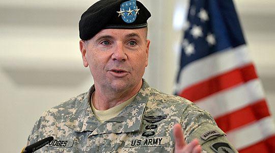 Командантот на Копнените сили на САД за Европа во посета на АРМ