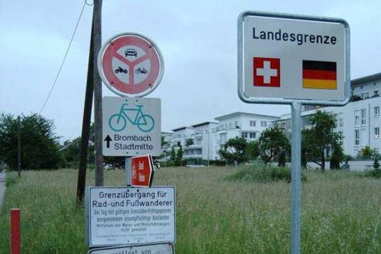 Се засилуваат граничните патроли на Германија и Швајцарија