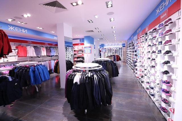 """Ланецот на спортска опрема """"Sport Reality"""" отсега и во Скопје: Избор за сечиј вкус по достапни цени!"""