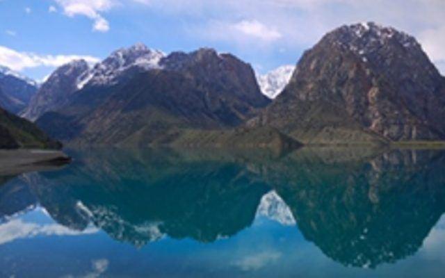 Езерото Искандар Кул - Таџикистан