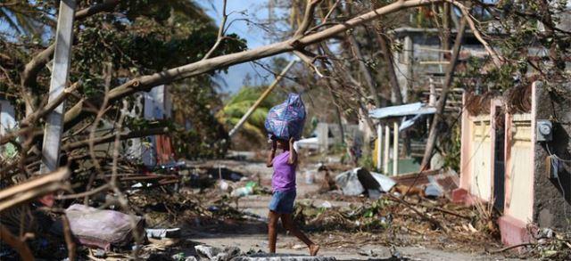 Во Хаити владее глад
