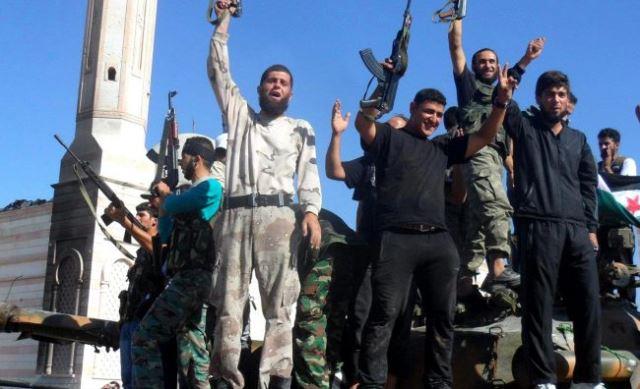 Unrest Aleppo