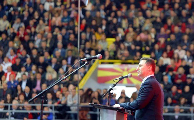 Груевски: Со изборите времето на поделби мора да помине
