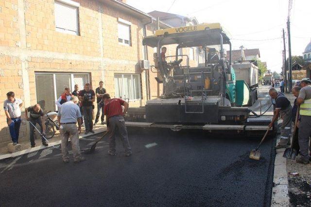До крајот на годинава ќе се асфалтираат улиците во поплавените подрачја