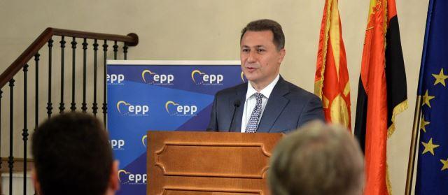Груевски: ВМРО-ДПМНЕ ќе победи на изборите со значајна разлика