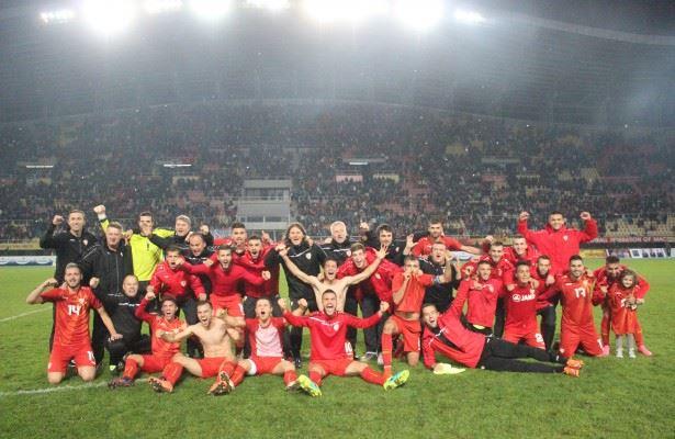 ФФМ ќе ги награди младите фудбалери со 200.000 евра