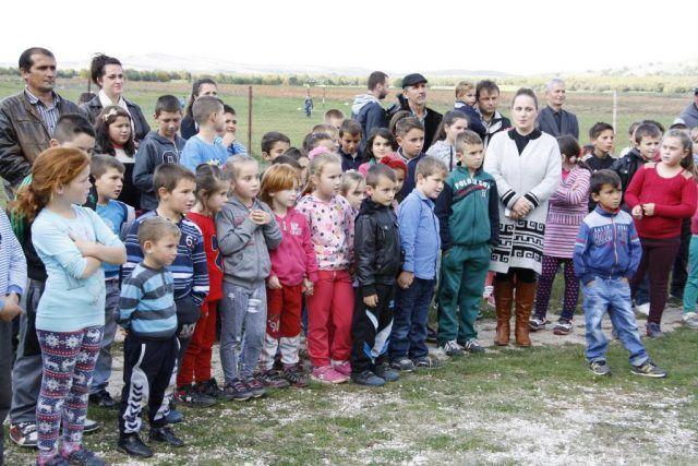 Се отвори градинка за дечињата од Канатларци