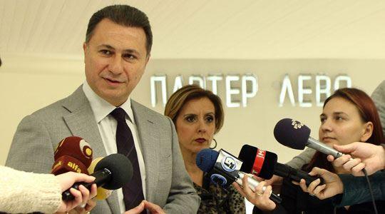 Груевски: Догодина нови учебници за средното стручно образование