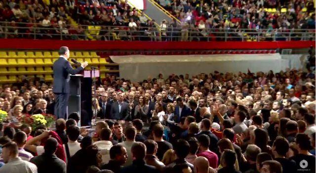 Груевски: Овој народ си ја сака оваа држава и тоа ќе се покаже на 11-ти декември