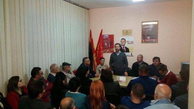 Димовски во Виница: Во Источна Македонија и во иднина ќе се отвараат нови работни места