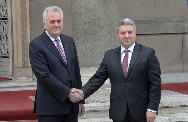 Иванов: Македонските соседи да го следат примерот на Србија за почитување на правата на Македонците