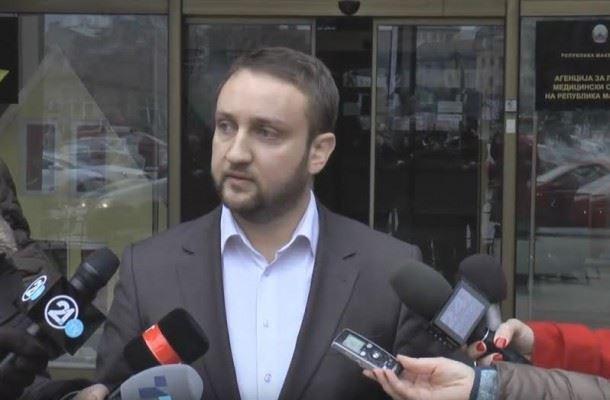 Кирацовски како портпарол најавува идни активности на СЈО