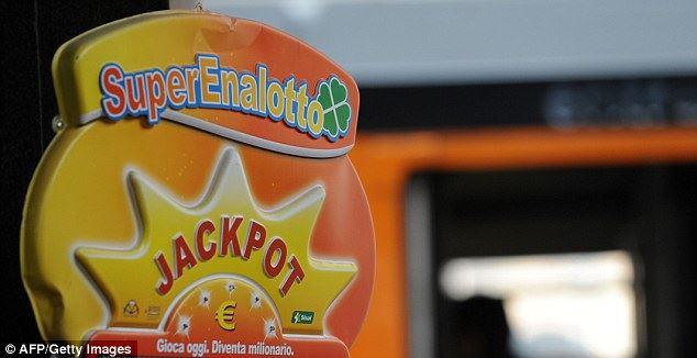 Италијанец на лото добил 163,5 милиони евра