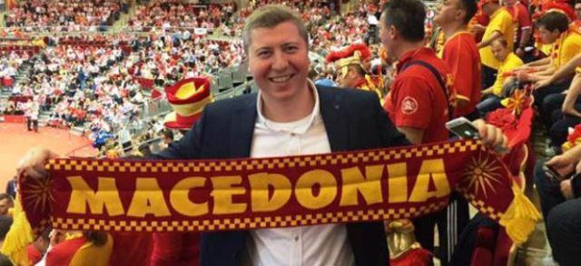 АМС го честиташе успехот на македонските фудбалери
