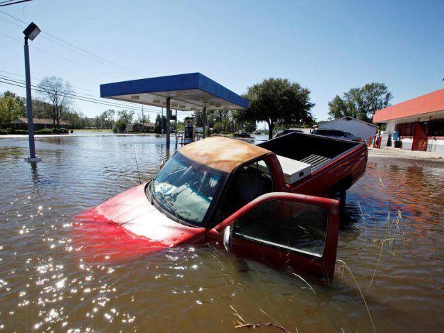 Вонредна состојба во Северна Каролина