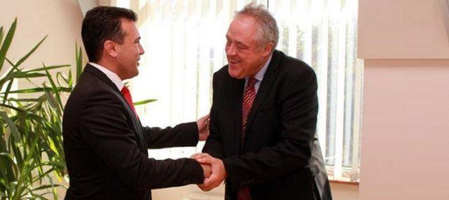 Ховит и СДСМ- Брак од интерес на штета на Македонија