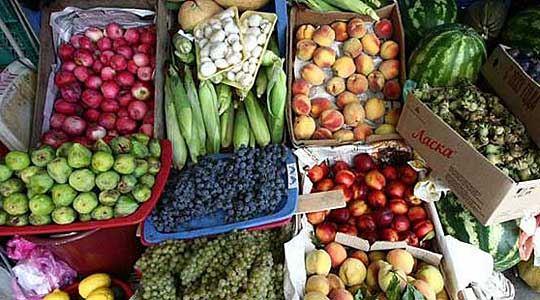 Зголемен откупот на земјоделски производи