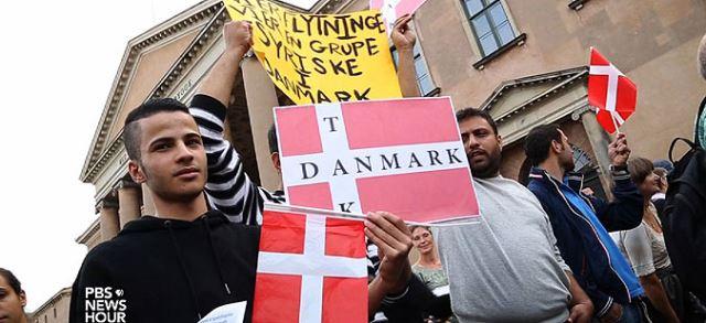 Данска привремено нема да прима нови бегалци