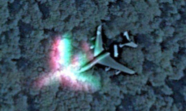 Барал свињи, а нашол авион
