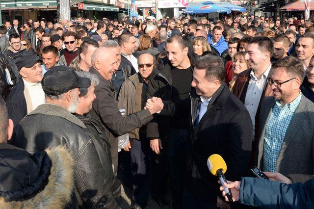 Груевски: Американска компанија пред одлука за инвестирање