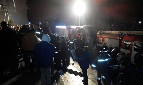 Пожар во ноќен клуб во Украина, 22 повредени