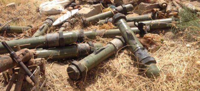 """""""Дело"""": Дел од арсеналот на ЈНА во Словенија завршил кај исламистите"""
