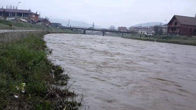 УХМР: Со новите врнежи ќе ги зголемат водните количини