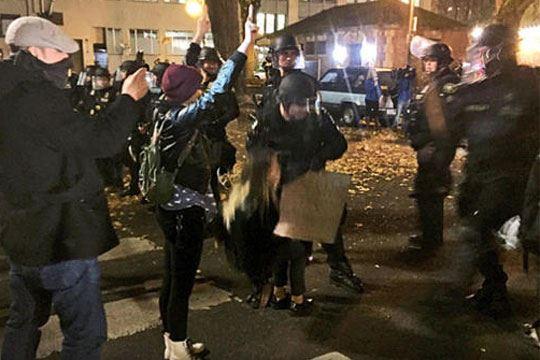 протестите