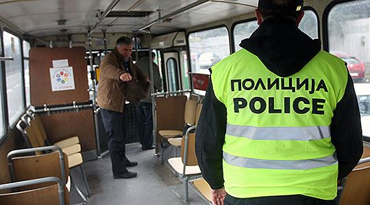 Малолетници претепани во автобус на ЈСП
