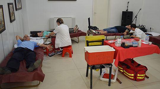 Крводарителска акција по повод 13 Ноември