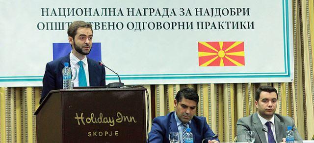 Се повеќе македонски компании се општествено одговорни