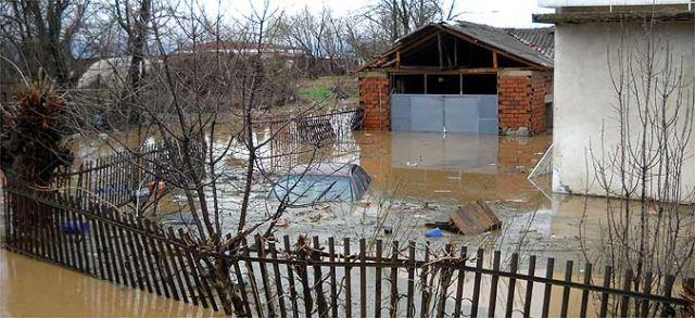 До сега исплатени 450.000 евра од осигурателни компании на поплавените