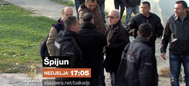 """Документарен филм за случајот """"Шпион"""" на Ал Џезеира Балкан"""