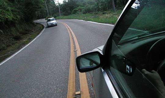 Сообраќајот без забрани, наместа по влажни коловози