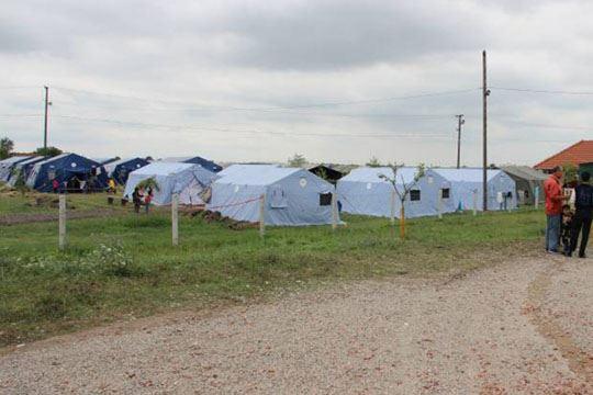 Речиси 6.500 мигранти во моментов престојуваат во Србија