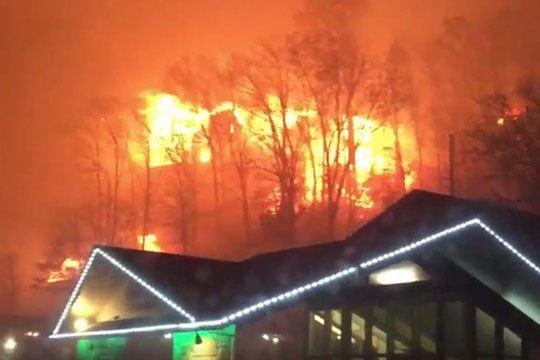 Три лица загинаа во пожари во американската сојузна држава Тенеси
