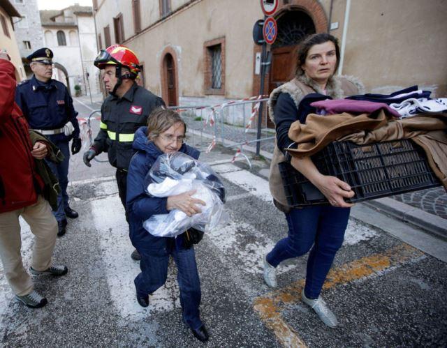 Утрово повторно земјотрес во Италија
