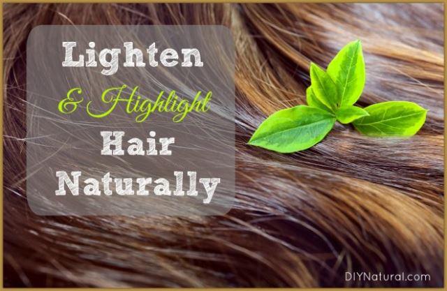 Осветлете ја косата само со витамин Ц