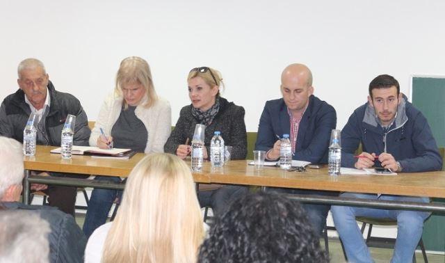 Градоначалникот на општина Кисела Вода во посета на Усје и 11 Октомври бараки