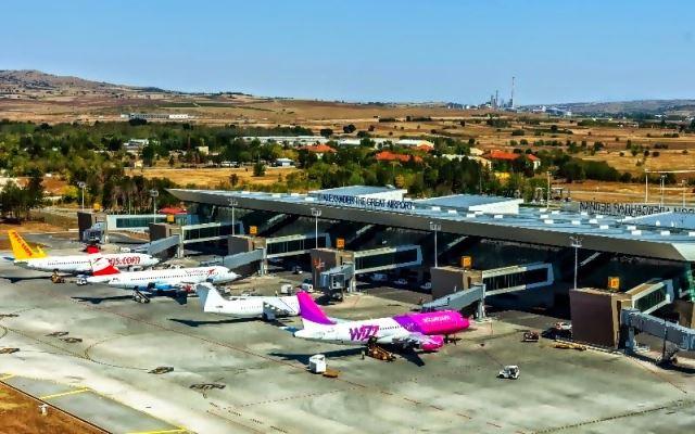 Македонските аеродроми уриваат рекорди: Раст на бројот на патници и нови конекции