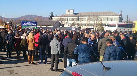 Се постави камен-темелник на новата меѓуградска автобуска станица во Охрид