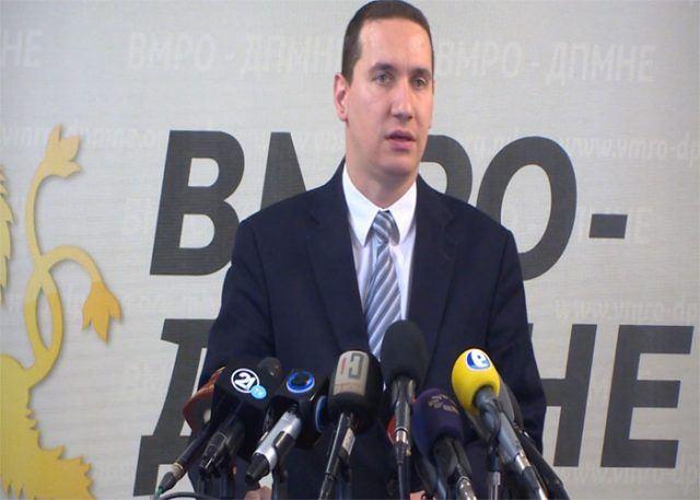 Ѓорчев: Оливер Спасовски е срам за македонската полиција!