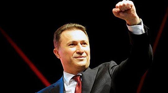 Груевски: 63 пратеници е најсилната гаранција дека кризата нема да продолжи