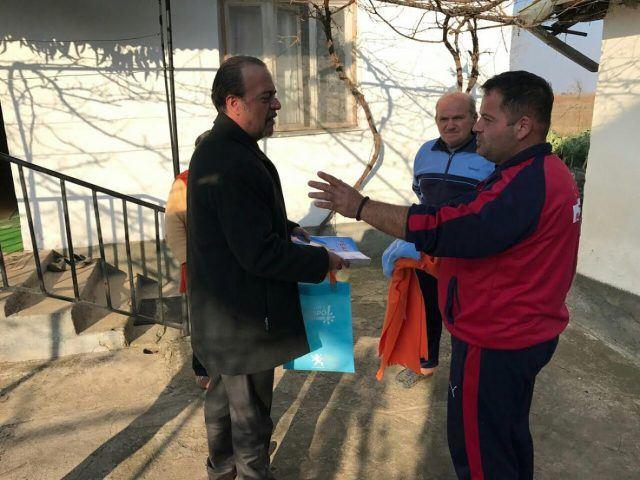 """Жителите на Кривогаштани се запознаа со програмата """"Реално""""  (ФОТО)"""