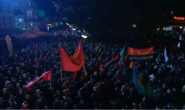 Груевски: СДСМ го потценува народот –ветува сé и сешто без да води сметка дали е возможно да се оствари