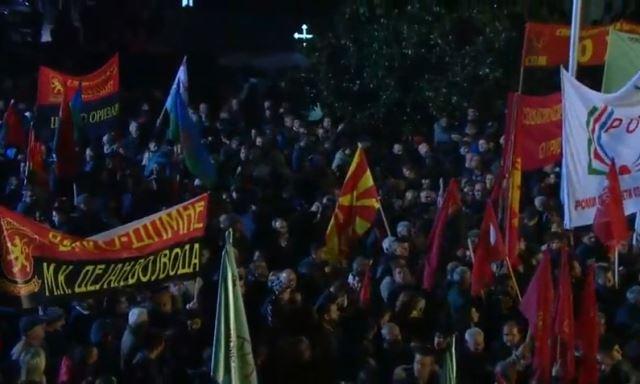 Груевски пред охриѓани: Гласајте за реална програма која знаете дека ќе се реализира